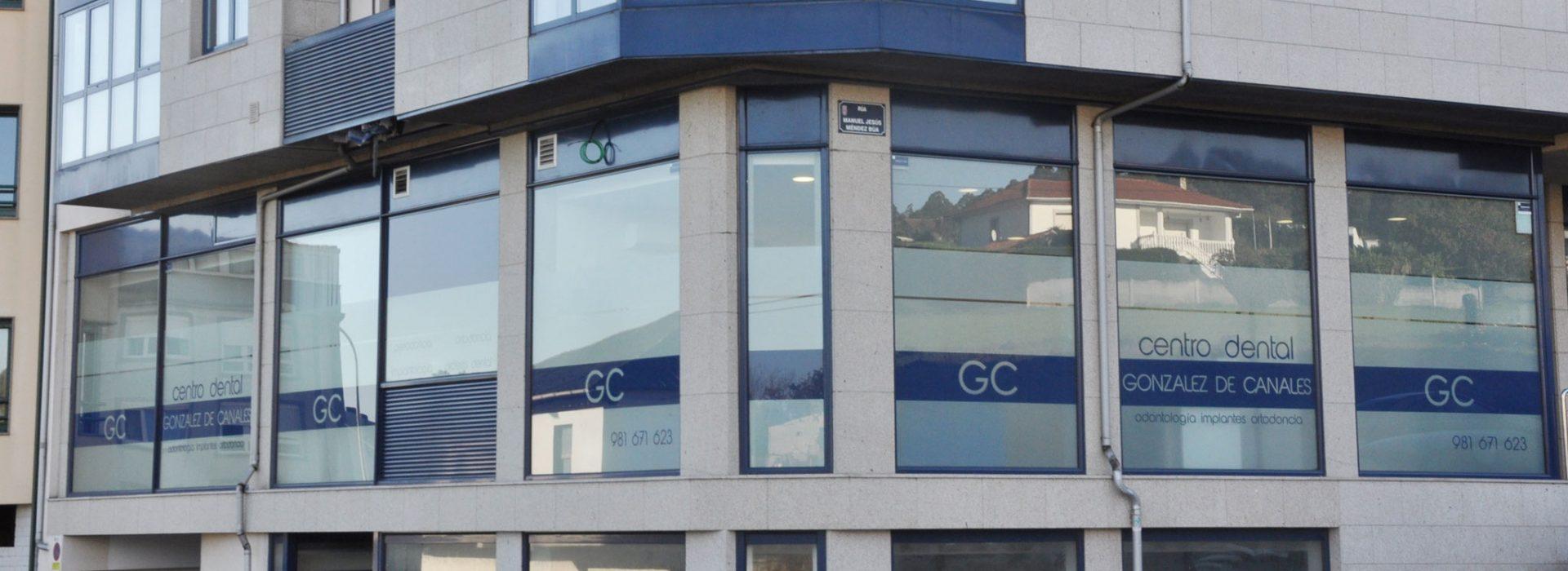 Centro Dental González de Canales